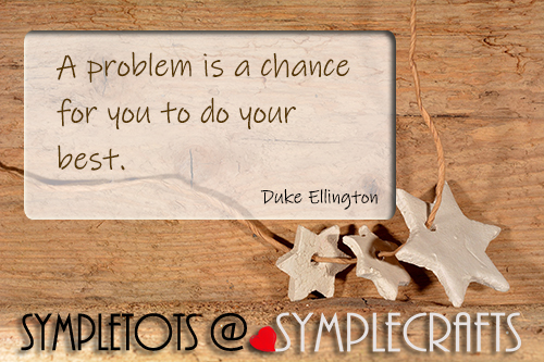 A problem is