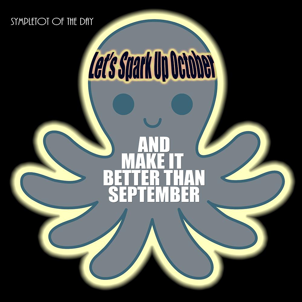 Spark Up October