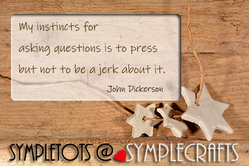Sympletots - Asking Questions